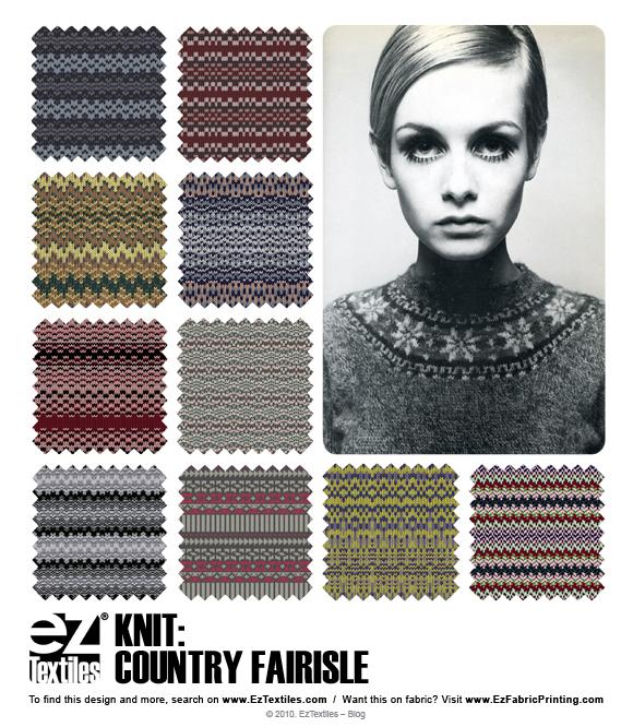 Knitwear Fairisle Patterns Trends Eztextiles Eztextiles Blog