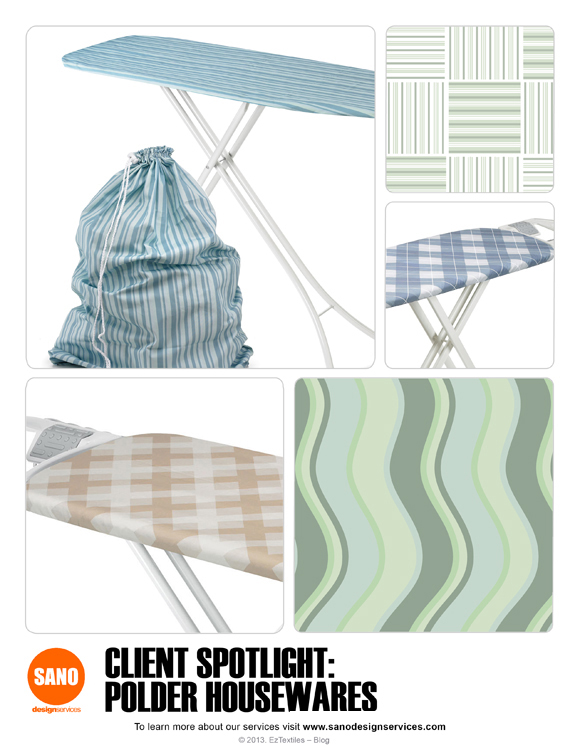 CLIENT SPOTLIGHT-POLDER HOUSEWARES-DIGITAL FABRIC PRINTING NYC